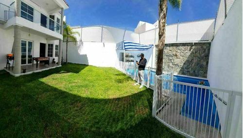 Imagen 1 de 29 de Luxury Casa En Cumbres Del Lago, Alberca Propia, Jardín, 4 R