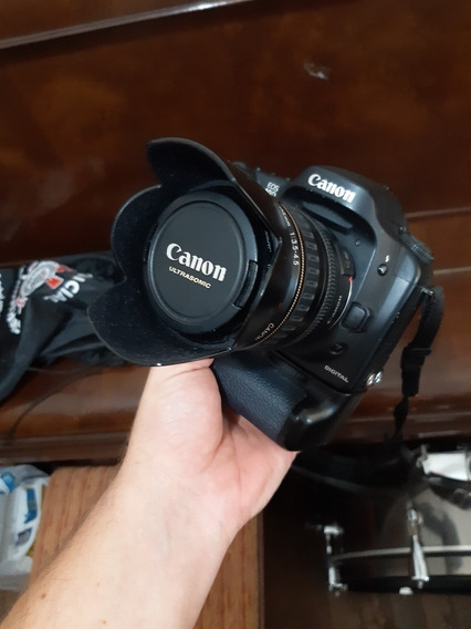 Câmera Canon D10