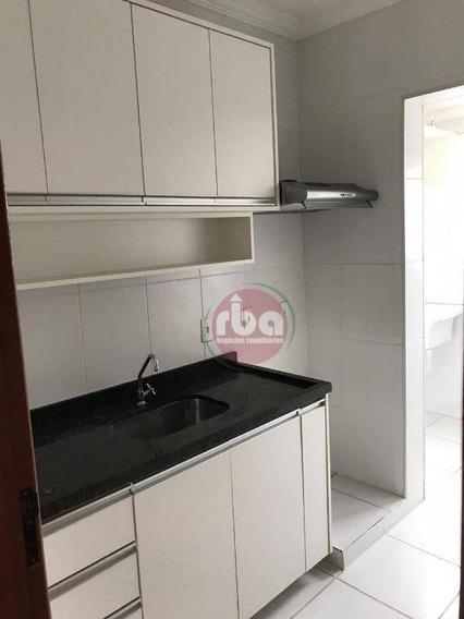 Apartamento Avenida Sao Paulocom 2 Dormitórios Para Alugar, 54 M² Por R$ 875/mês - Jardim Gonçalves - Sorocaba/sp - Ap0854