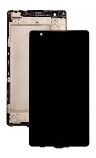 Display Lcd Touch Tela Frontal Lg X Power K220 K220ds Preto