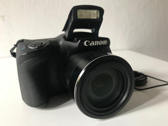 Cámara Digital Canon Powershot Sx400 Con Zoom Óptico 30x