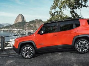 Jeep Renegade 1.8 Flex 5p Pcd