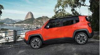 Jeep Renegade 1.8 Flex 5p Pcd