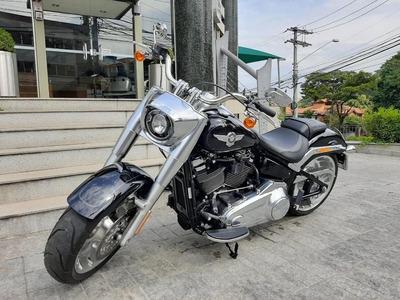 Harley-davidson Softail Fat Boy 107