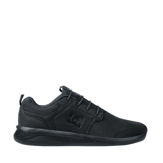 Tenis Casual Dc Shoes 53bk Id 174461 Negro Paqra Homre