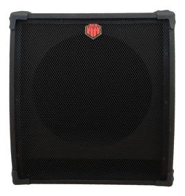 Gabinete Caixa Profissional Acústica Sub Grave 15 Polegadas