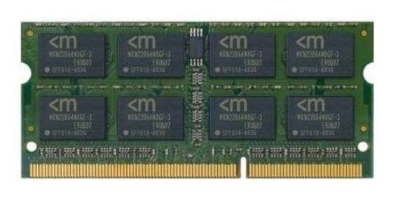 Memoria Ram Mushkin 4gb Ddr3 1600mhz Sodimm Pc Laptop