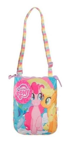 Cartera Bandolera Mi Pequeño Pony Bella Original 22x20 80430