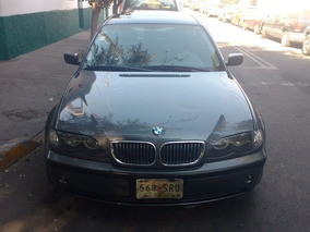 Bmw Serie 3 2.5 325i Lujo At 2003