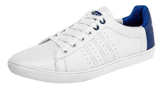 Neosport Tenis De Hombre 76741-1 Color Blanco