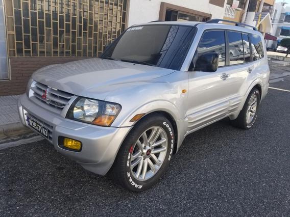 Mitsubishi Montero Cara De Gato 2001