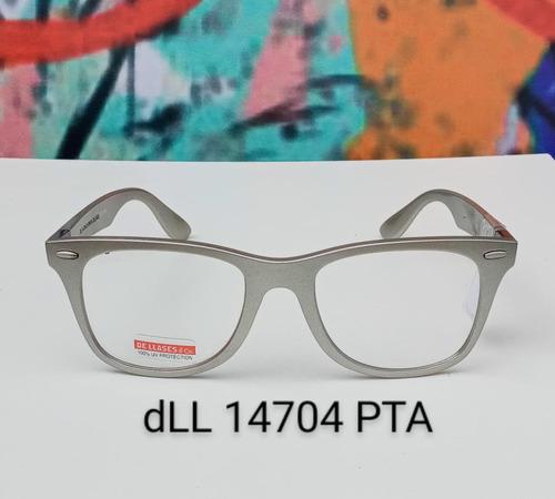 Armação De Óculos Dellases & Co.masculino