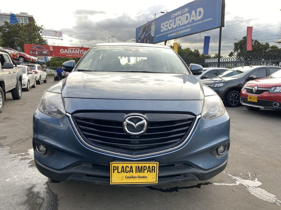 Mazda Cx9 4x4 At 3700cc 2016