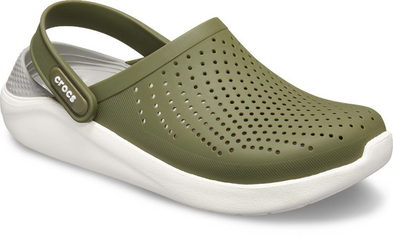 Crocs Literide Clog Army Green Envíos A Todo El País Gratis