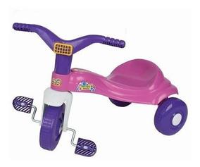 Motoquinha Infantil Para Meninas Tico Tico Bala