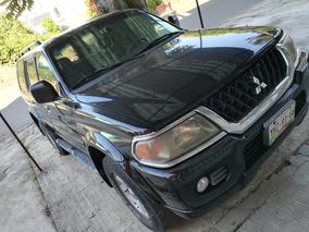 Mitsubishi Montero Sport Touring Aa Piel At 2004