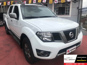 Nissan Frontier 2.5 Sv Attack Cab. Dupla 4x4 4p