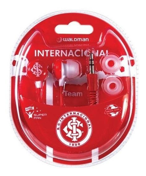Fone De Ouvido Waldman Sf10 In-ear Time Internacional