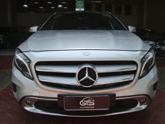 Mercedes-benz Gla 250 2.0 16v Turbo Gasolina Enduro 4p