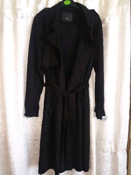 Abrigo Negro Holly Land Collection