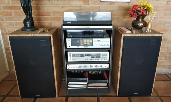 Technics Sl 2900, Caixas Technics, Cassete, Cignus Equalizer