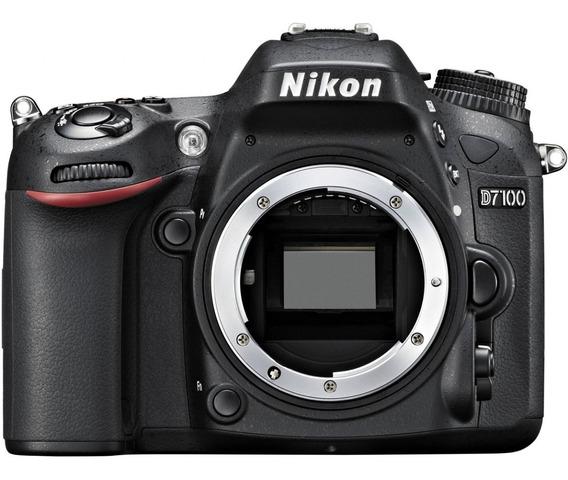 Nikon D7100 Seminueva , Tomo Equipos Consultar Stock