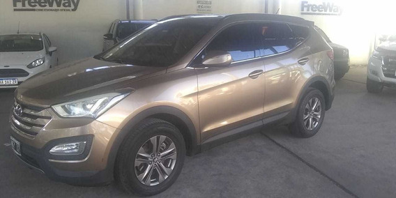 Hyundai Santa Fe 2wd At 7 Asientos Full Compra Online