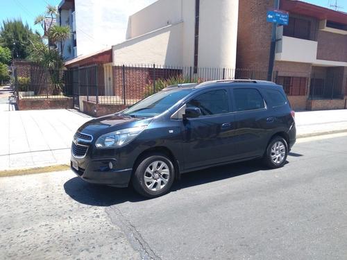 Chevrolet Spin Ltz Gnc 5 As 2014 Impecable Estado Particul