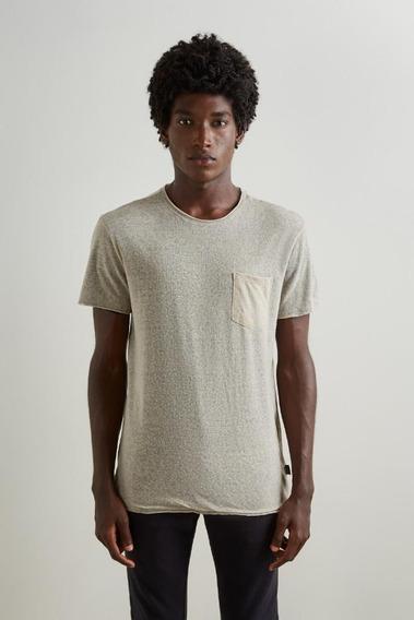 Camiseta Duplaface Gaze Desfibrada Reserva