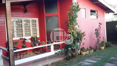 Casa Com 4 Dormitórios À Venda, 186 M² Por R$ 700.000,00 - Jardim São Paulo - Americana/sp - Ca0181
