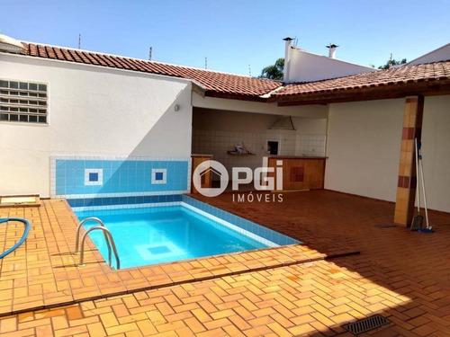Imagem 1 de 30 de Casa Com 3 Dormitórios À Venda, 220 M² Por R$ 850.000,00 - Alto Da Boa Vista - Ribeirão Preto/sp - Ca3067