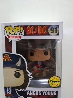 Funko Pop! Ac Dc Angus Young #91
