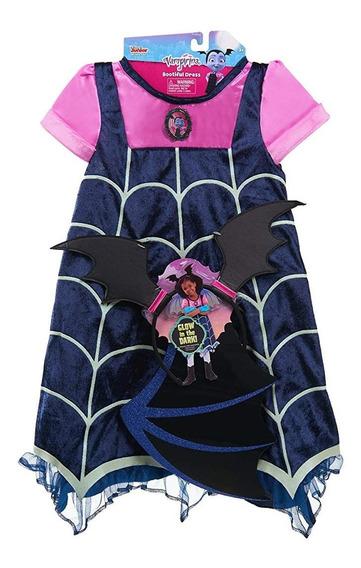 Disfraz Disney Vampirina Importado De Usa