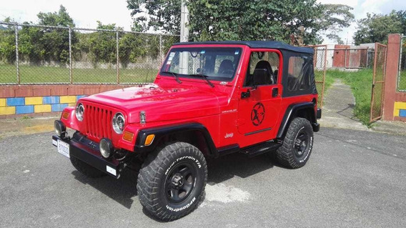 Jeep Wrangler Tj 1997 2.5l