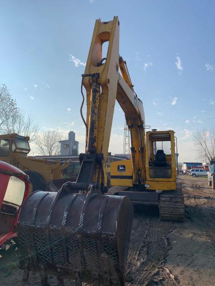 Excavadora Jhon Deree 690