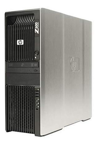 Workstation Z600 Xeon Quad Core 16g / Ssd240gb Quadro Fx3800