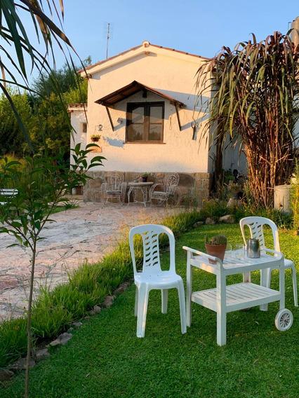 Casa En Tanti Restaurada Con Pileta A 15 Min De Carlos Paz