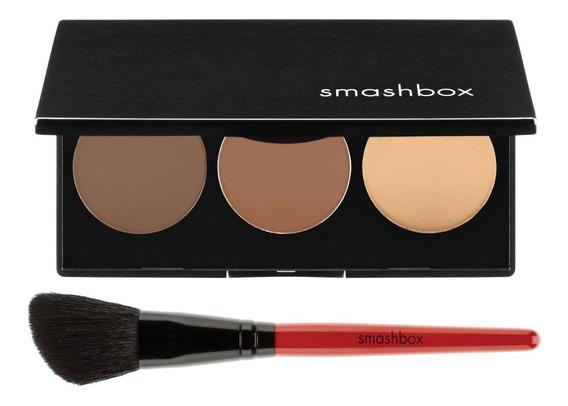 Smashbox Step-by-step Contour - Kit Para Contorno Facial