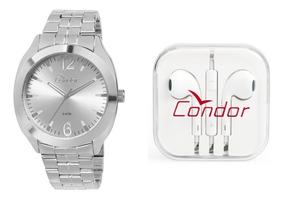 Kit Relógio Condor Co2035kqp/k3k