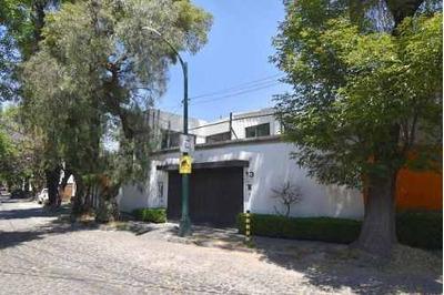 Casa En Venta, Calle Cerrada, Vigilancia Televisa San Angel