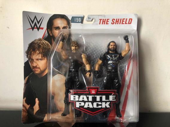 Wwe The Shield 2pack Envío Gratis