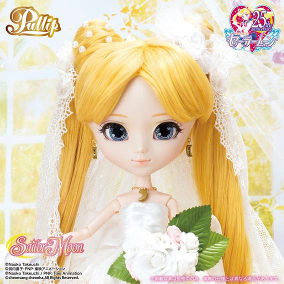 Clube Doll: Boneca - Pullip - Usagi Wedding - Sailor Moon