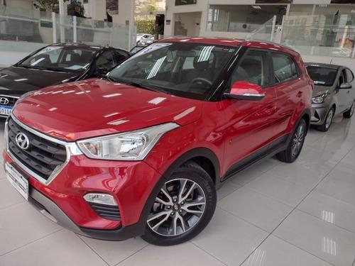 Imagem 1 de 9 de Hyundai Creta 1.6 16v Flex Pulse Plus Automatico