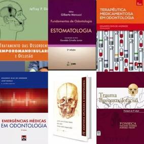 Livros Odontológico 5 Livros