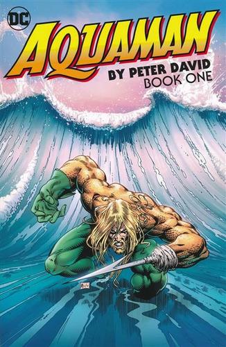 Aquaman By Peter David Tp Book 1 + 2