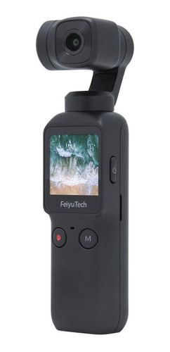 Cámara deportiva FeiyuTech Feiyu Pocket 4K black