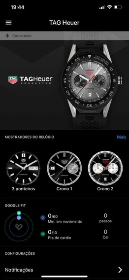 Relógio Tag Heuer Connected