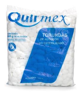 Torundas Quirmex 500 Gramos