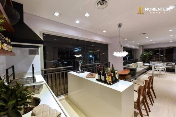 Apartamento Com 4 Dormitórios À Venda, 268 M² Por R$ 1.650.000 - Unique Alta Vista - Anhangabaú - Jundiaí/sp - Ap0229