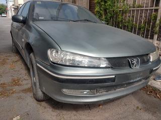 Peugeot 406 Modelo 2002 En Partes !!
